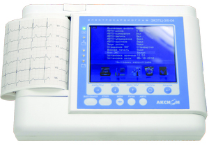 Electrocardiographs AXION